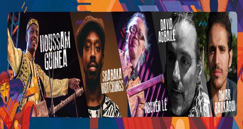Pour sa 21ème édition, le Festival Gnaoua et Musiques du Monde met la jeune génération